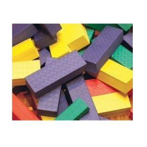 Colourful Foam Soft Blocks