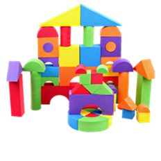 Large Soft Block Play Set
