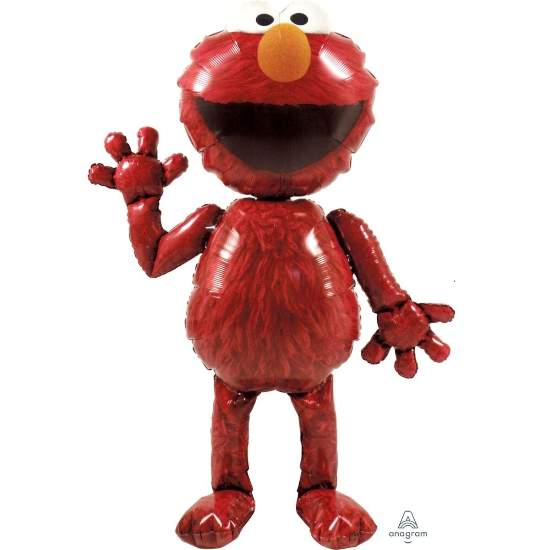 Elmo Balloon Airwalker