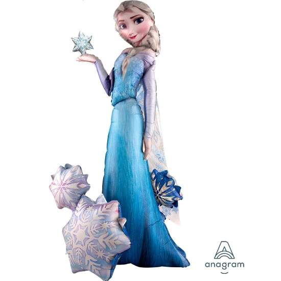 Elsa Balloon Airwalker