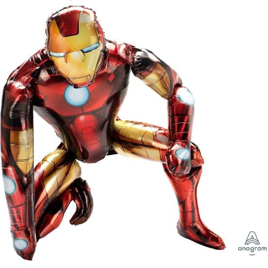 Iron Man Balloon Airwalker