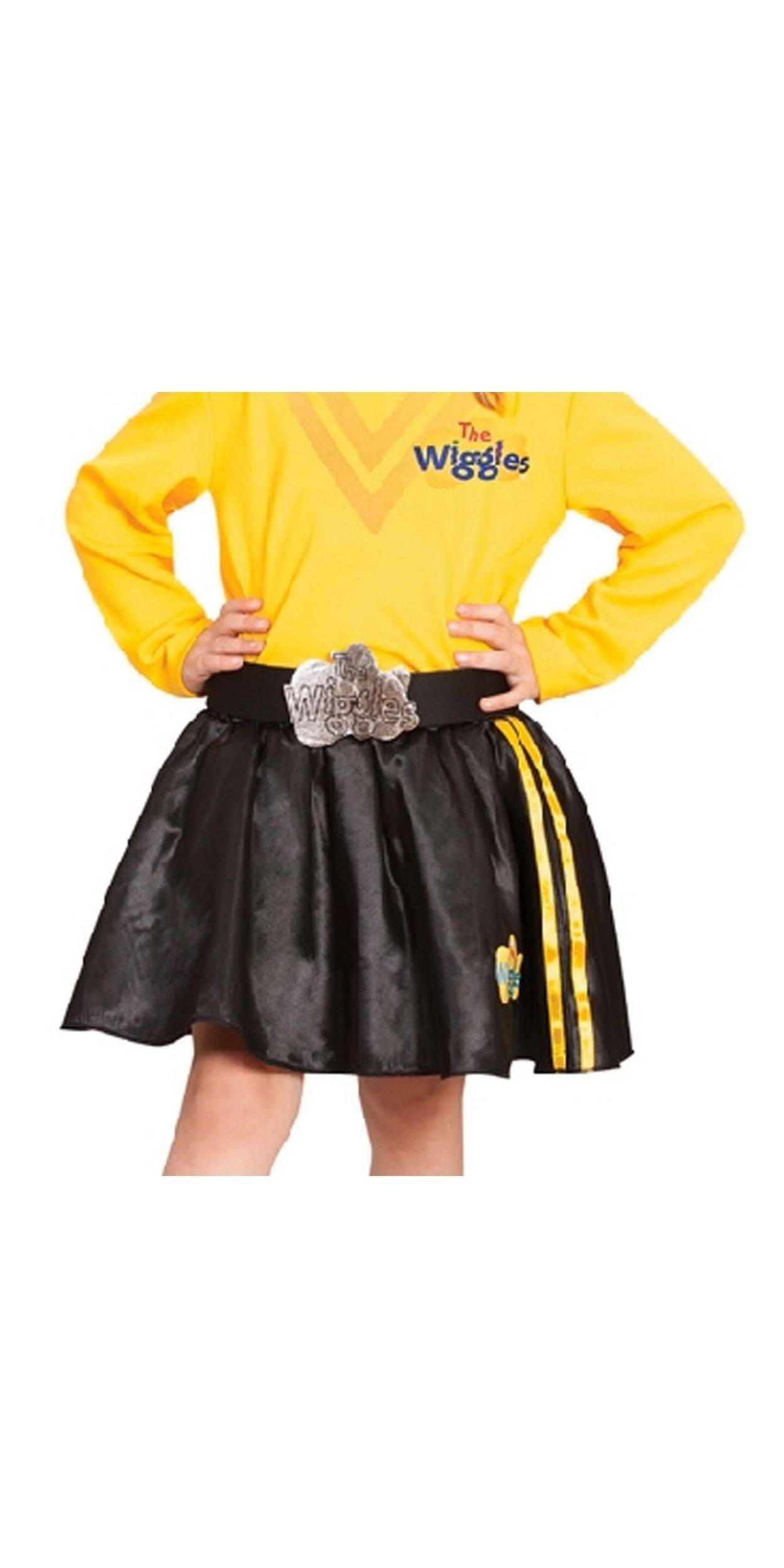 Emma Wiggle Party Costume
