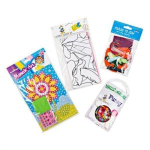 Girls Craft Party Bag Contents