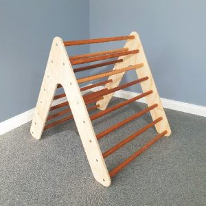 Wooden Pikler Triangle